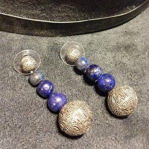 Adorable Bead Dangle Earrings